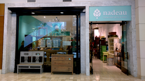 Nadeau - Furniture with a Soul opens Pop-Up shop at Tysons Corner Center